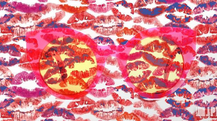 JPLUSocchiali collezione estate 2014: presentata la speciale Love Edition