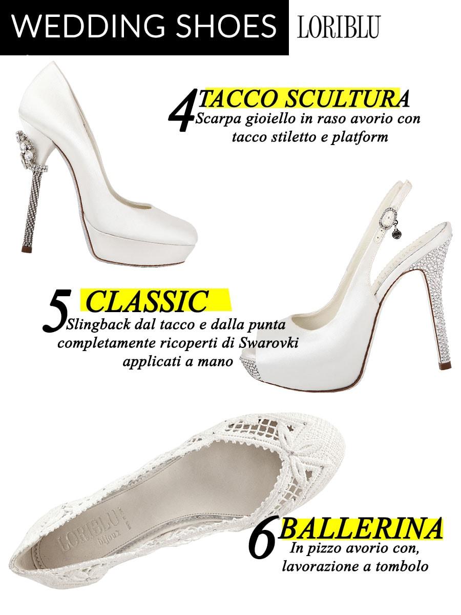 Loriblu collezione scarpe sposa 2014 catalogo
