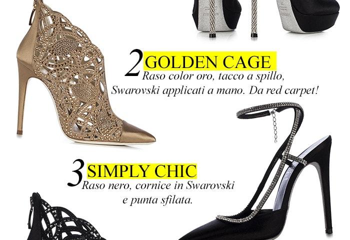 Loriblu, la collezione di calzature gioiello per occasioni speciali