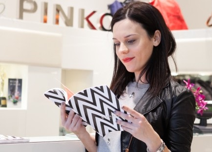 noventa outlet fashion blogger elena schiavon