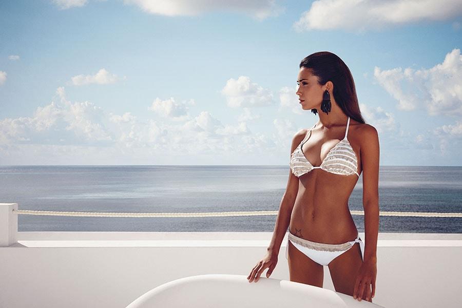 bikini bianco goldenpoint 2014