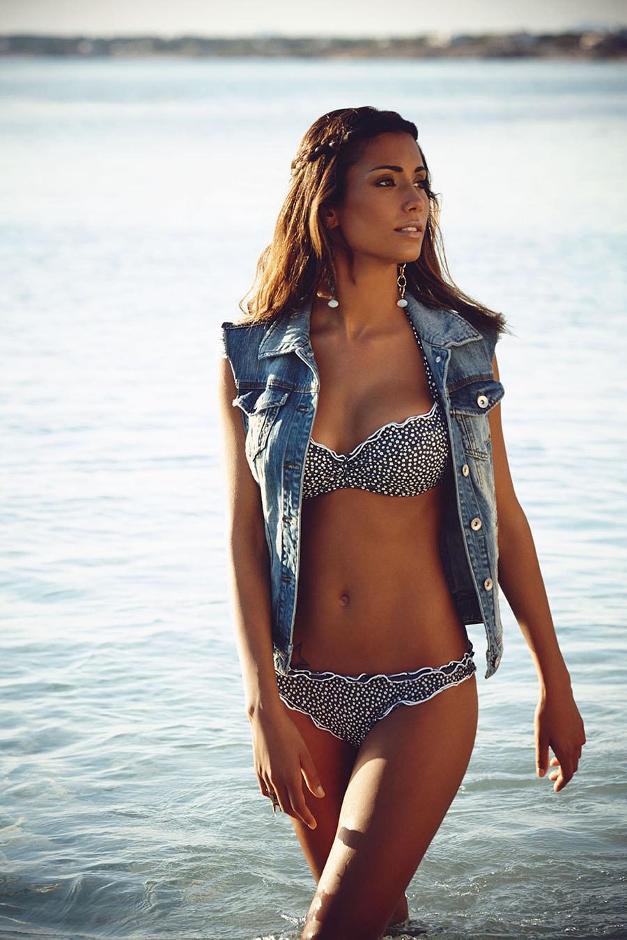 bikini fantasia golden lady 2014