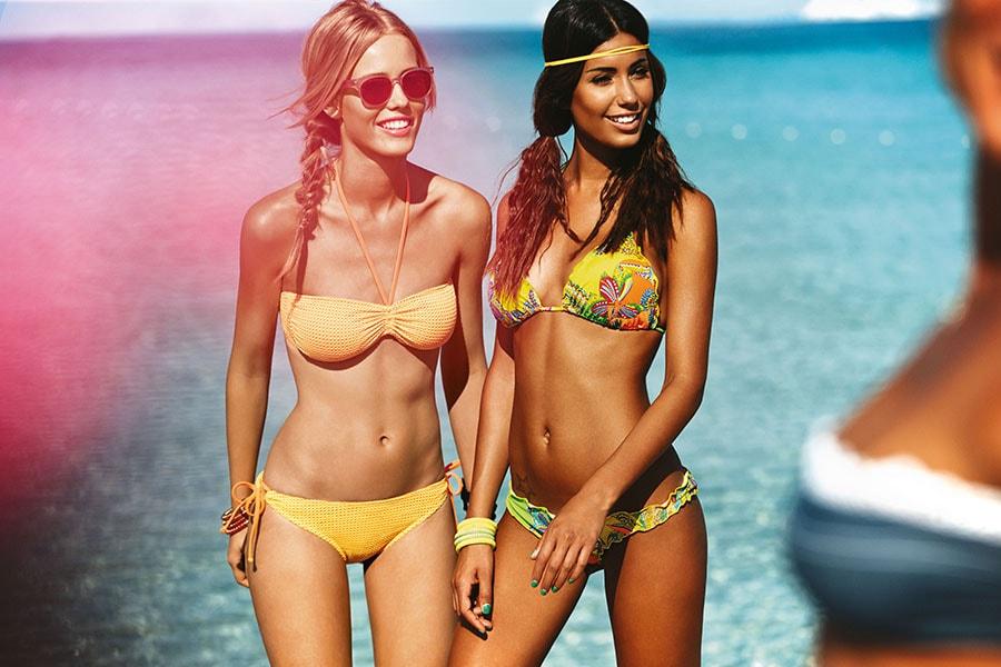 bikini golden lady 2014 tendenza