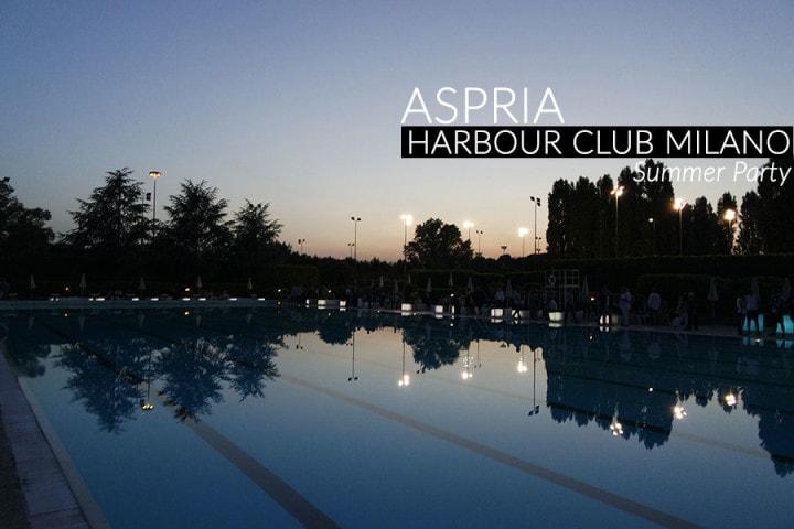 Aspria Harbour Club Milano, un'oasi di sport e benessere nel cuore di Milano