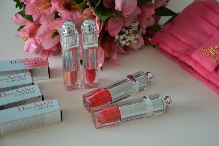 Dior Addict Fluid Stick, il primo rossetto ibrido all-in-one, né gloss né lacca