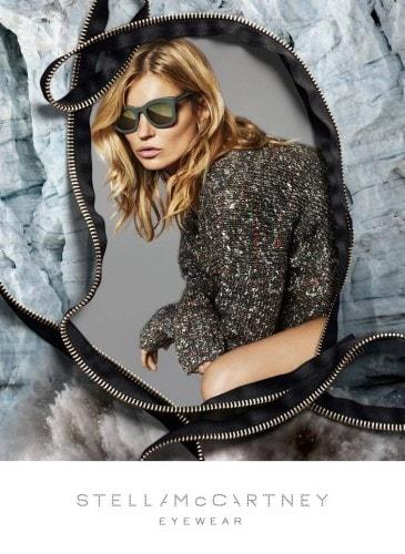 stella mccartney kate mos mert&marcus campagna pubblicitaria autunno inverno 2014 2015