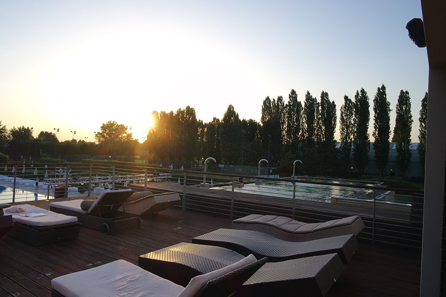 ASPRIA HARBOUR CLUB MILANO