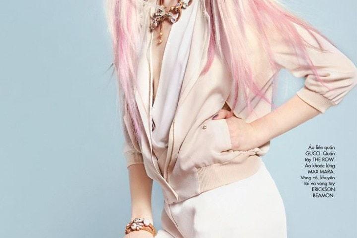 Hair chalk deBBY, ombretto temporaneo colorato per capelli effetto shatush