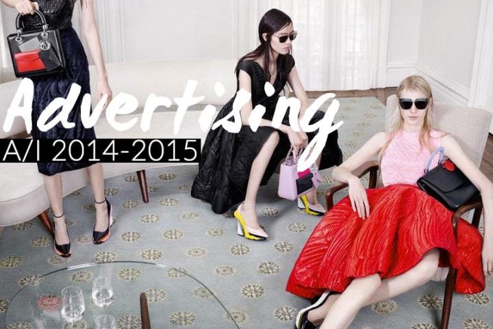 Campagne pubblicitarie moda autunno/inverno 2014-2015 (1^ parte)