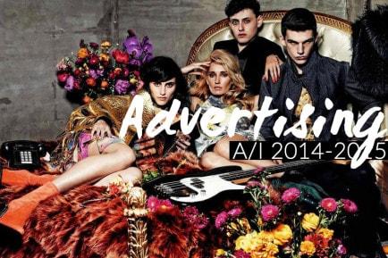 Campagne-Pubblicitarie-moda-autunno-inverno-2014-2015