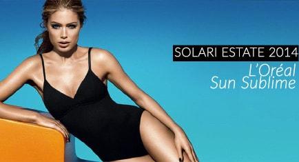 review l'oreal sun sublime solari estate 2014