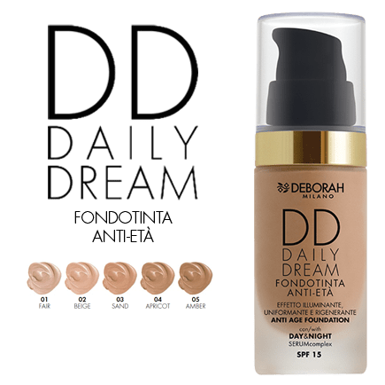 review dd cream deborah