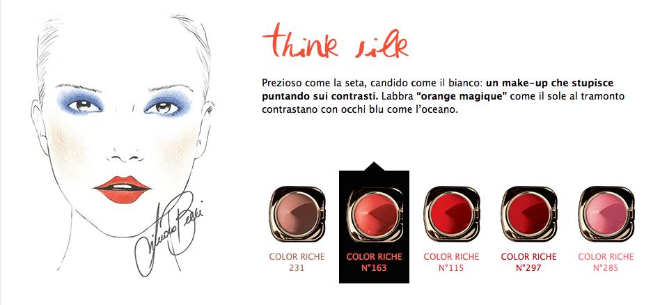 Review rossetti Lips Code by Color Riche L'Oréal Paris per la Mostra del Cinema di Venezia 2014
