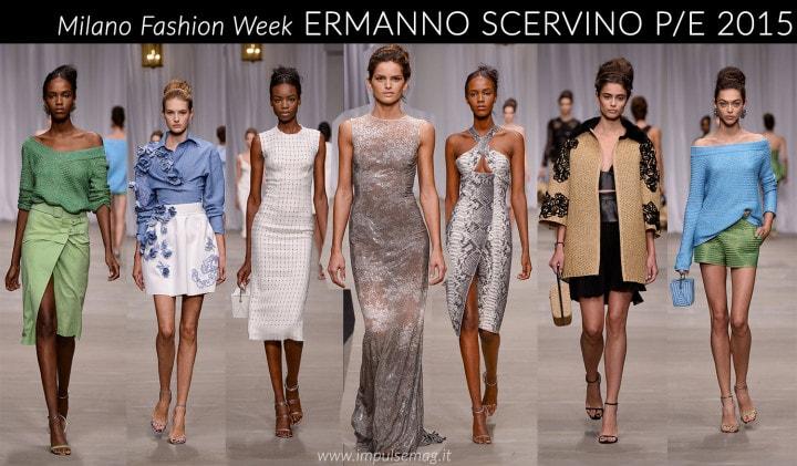 MFW Ermanno Scervino Primavera/Estate 2015