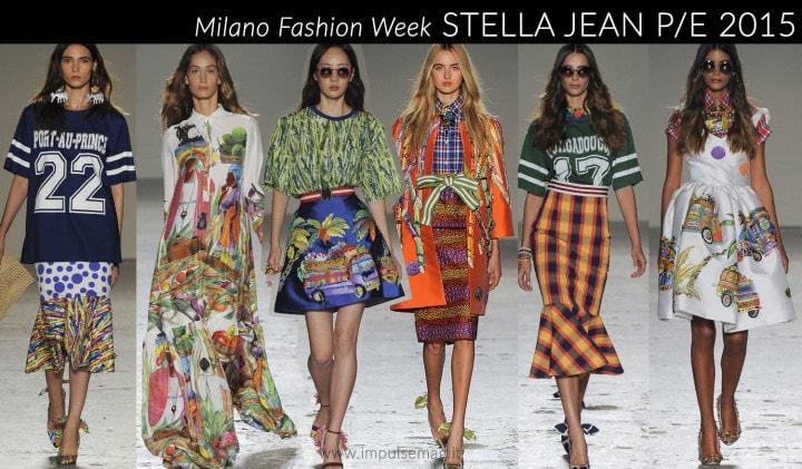 MFW Stella Jean Primavera/Estate 2015