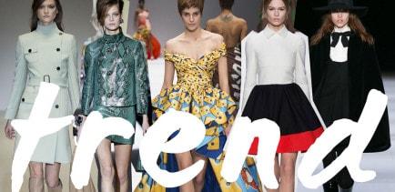 trend autunno inverno 2014 2015 moda elena schiavon