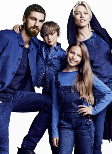 h&m conscious collection denim jeans prezzi e catalogo