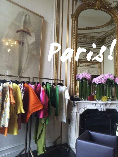 Parigi sfilate primavera/estate 2015: Valentino, Dior, Saint Laurent, Stella McCartney, Giambattista Valli, Ungaro