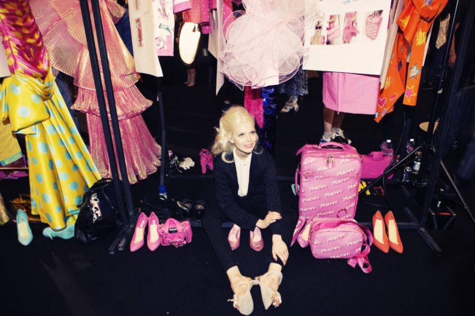 moschino barbie prezzi primavera estate 2015