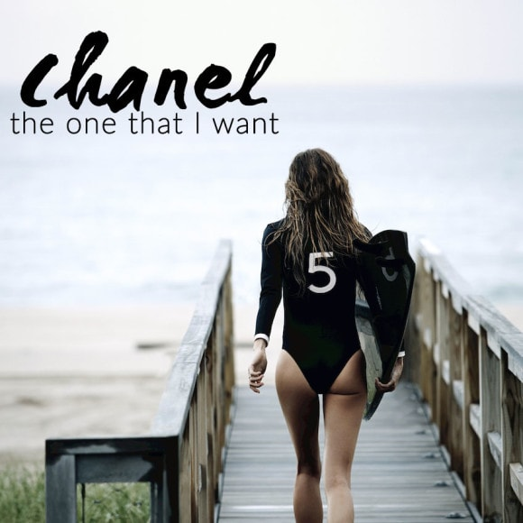 chanel the one that i want recensione 2014
