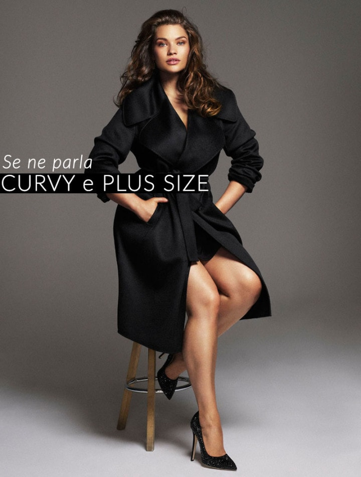 Curvy e plus size nella moda: ma quali sono le differenze?