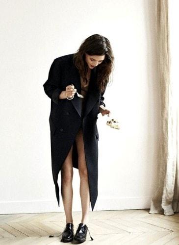 Trend scarpe autunno 2014: stringate di ispirazione maschile
