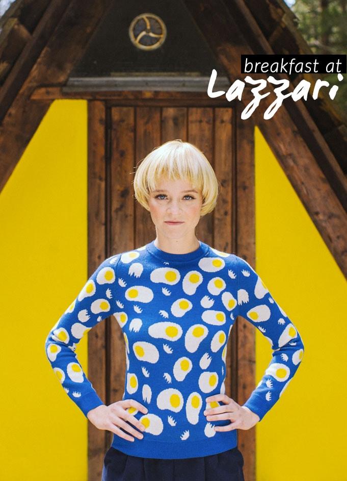 Lazzari la collezione autunno/inverno 2014-2015 dedicata a…la colazione!