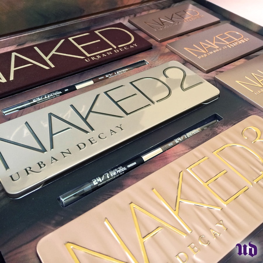 the vault urban decay naked