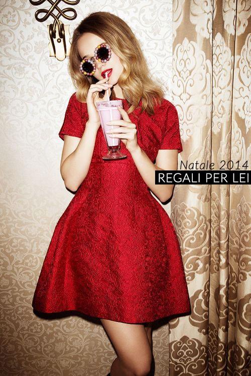 Natale 2014: idee regalo per lei (moda e make-up)