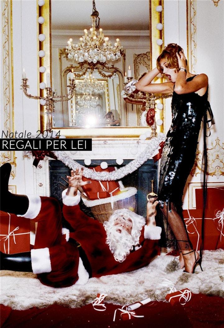 Natale 2014: idee regalo per lei sotto i 50 euro