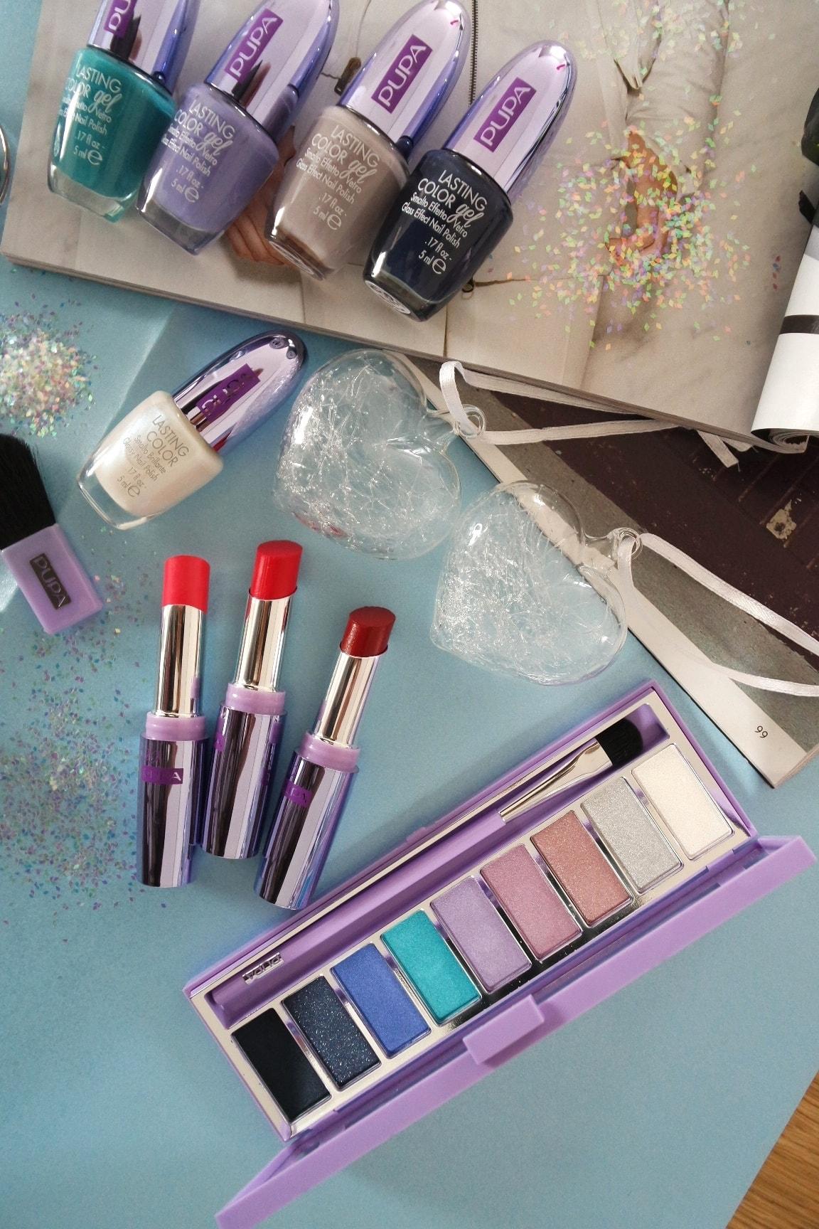 Pupa Snow Queen, la collezione makeup Natale 2014