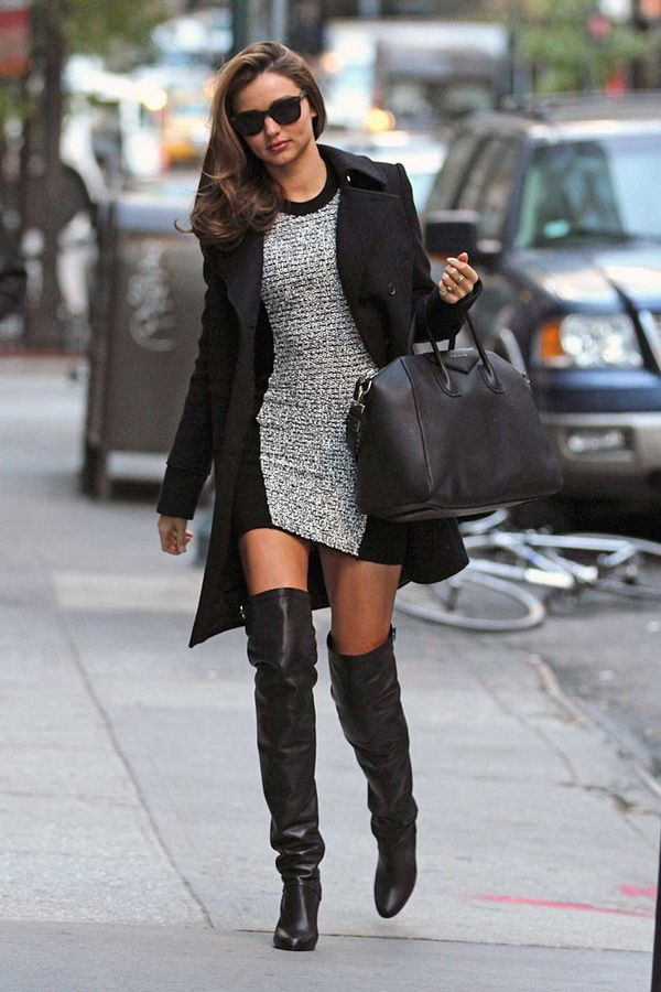 stivali sopra il ginocchio over the knee boots fashion blogger