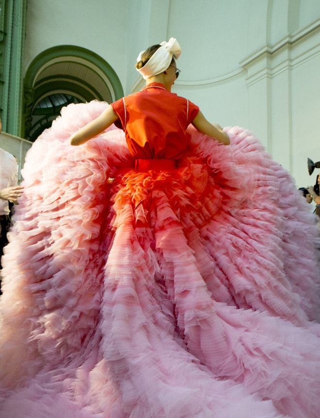 Giambattista Valli per MAC