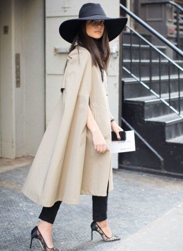 Trend autunno/inverno 2014: il cappello stile Fedora Borsalino