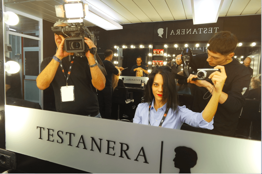 xfactor 2014 backstage elena schiavon fashion blogger