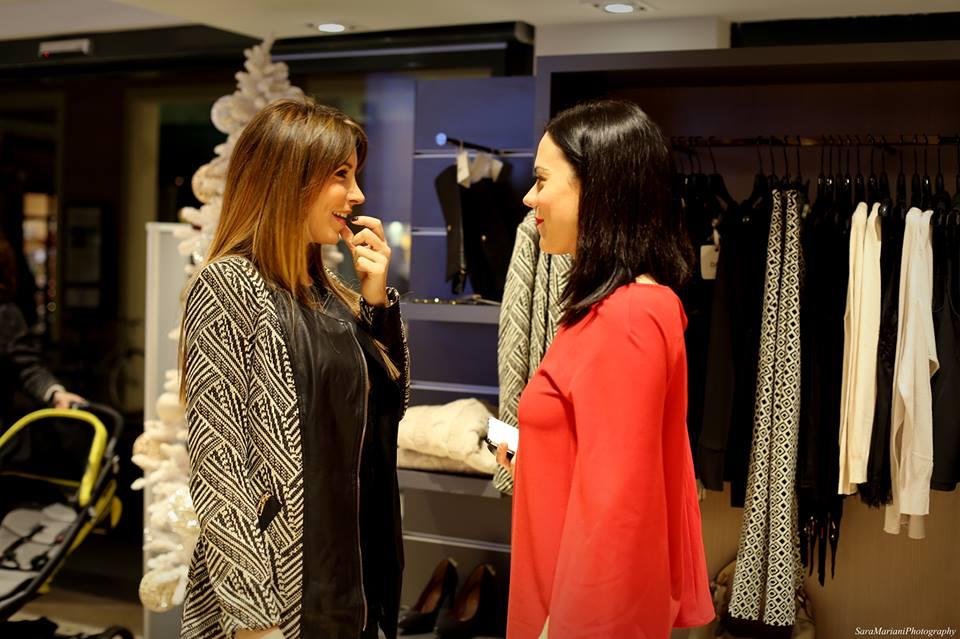 elena schiavon fashion blogger Dani Group Padova look Natale 2014 low cost