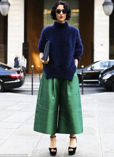 Trend moda 2015: gonna pantalone o culottes pants