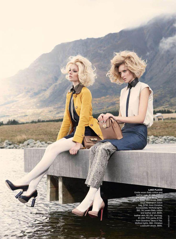 inspiring images elena schiavon fashion blogger