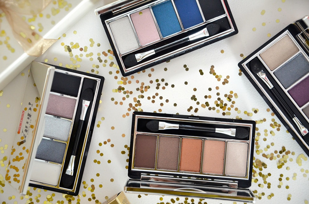 Pupa Vamp! Gold edition collezione makeup Natale 2014
