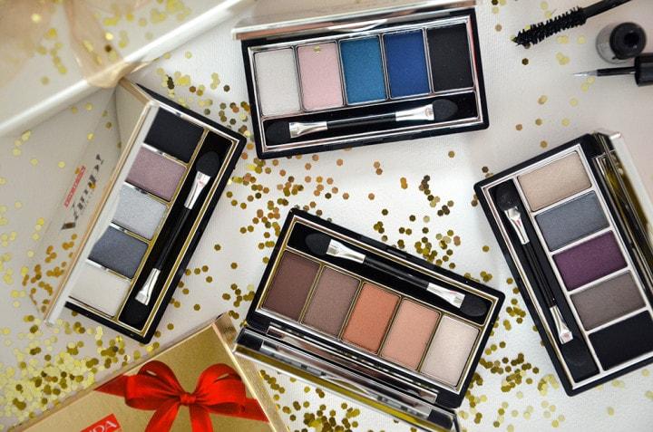 Pupa Vamp! Gold edition, la collezione makeup per Natale 2014