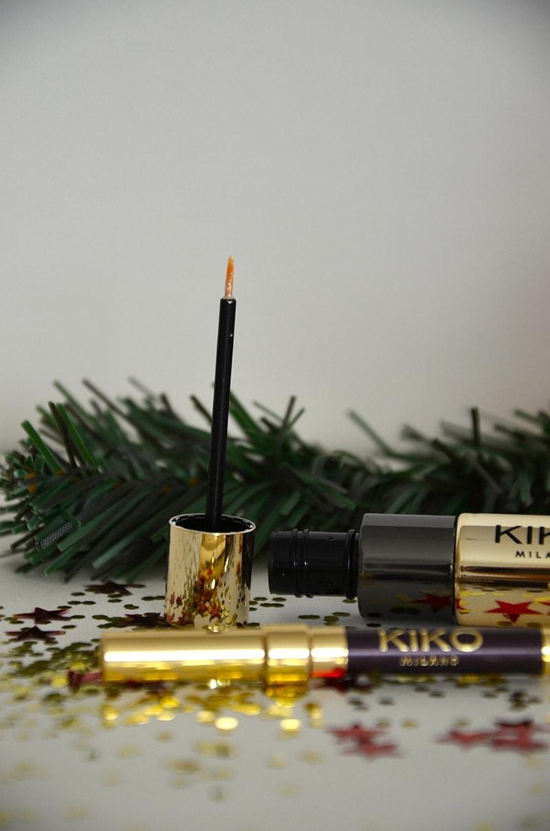 Kiko Haute Punk collezione Natale 2014 review e prezzi