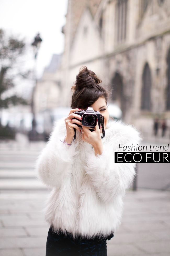 Trend autunno inverno 2014: eco e faux fur coats