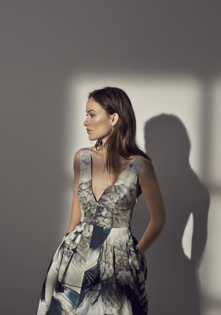 Olivia Wilde nuovo volto per H&M Conscious 2015