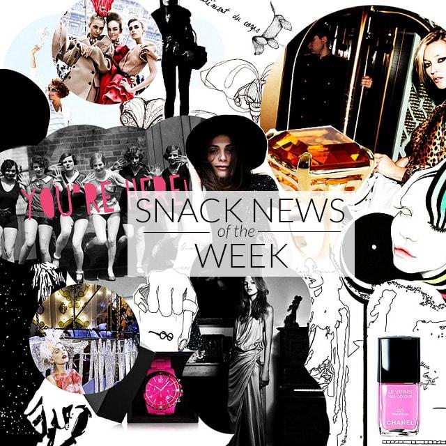 Snack news: L'Oréal apre in Italia, testimonial Emporio Armani e Mango, Rihanna da Puma