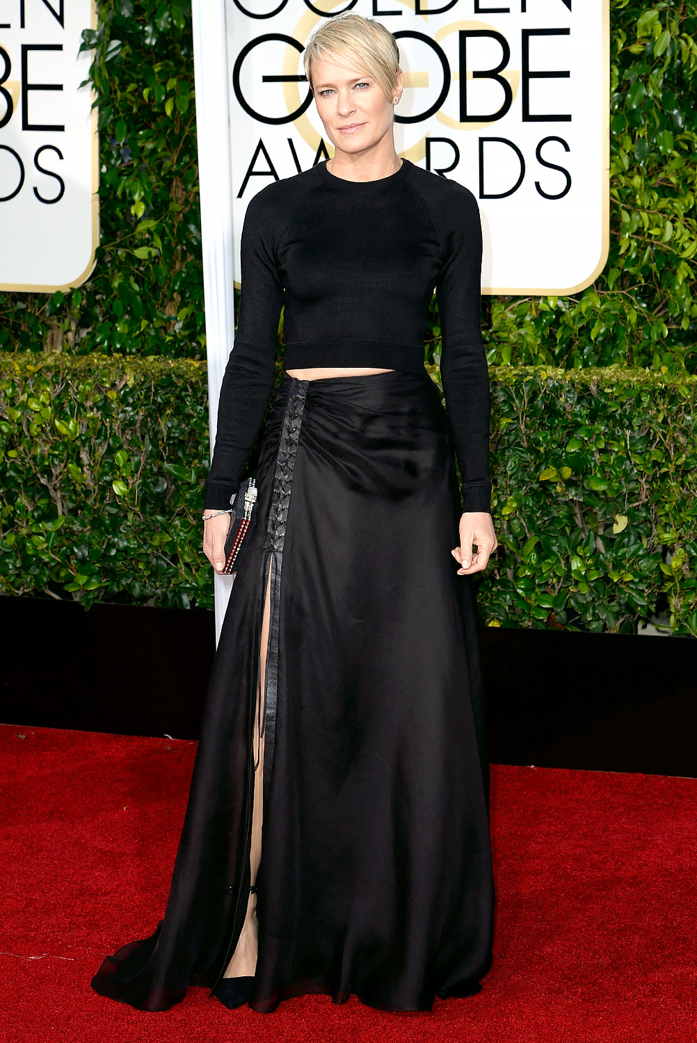 Robin Wright in Ralp Lauren