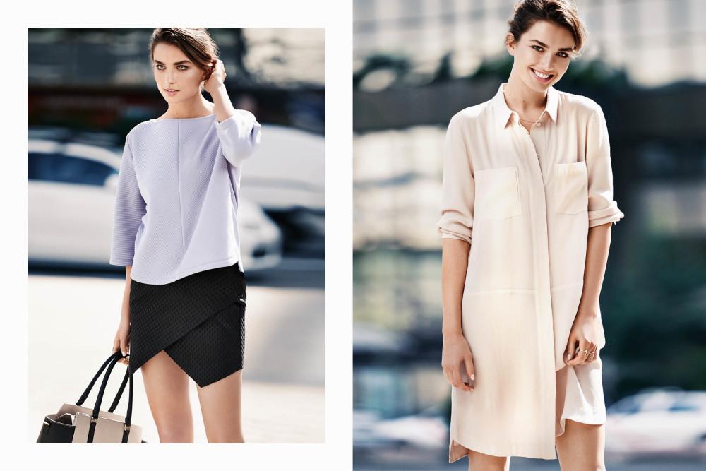 H&M catalogo primavera 2015
