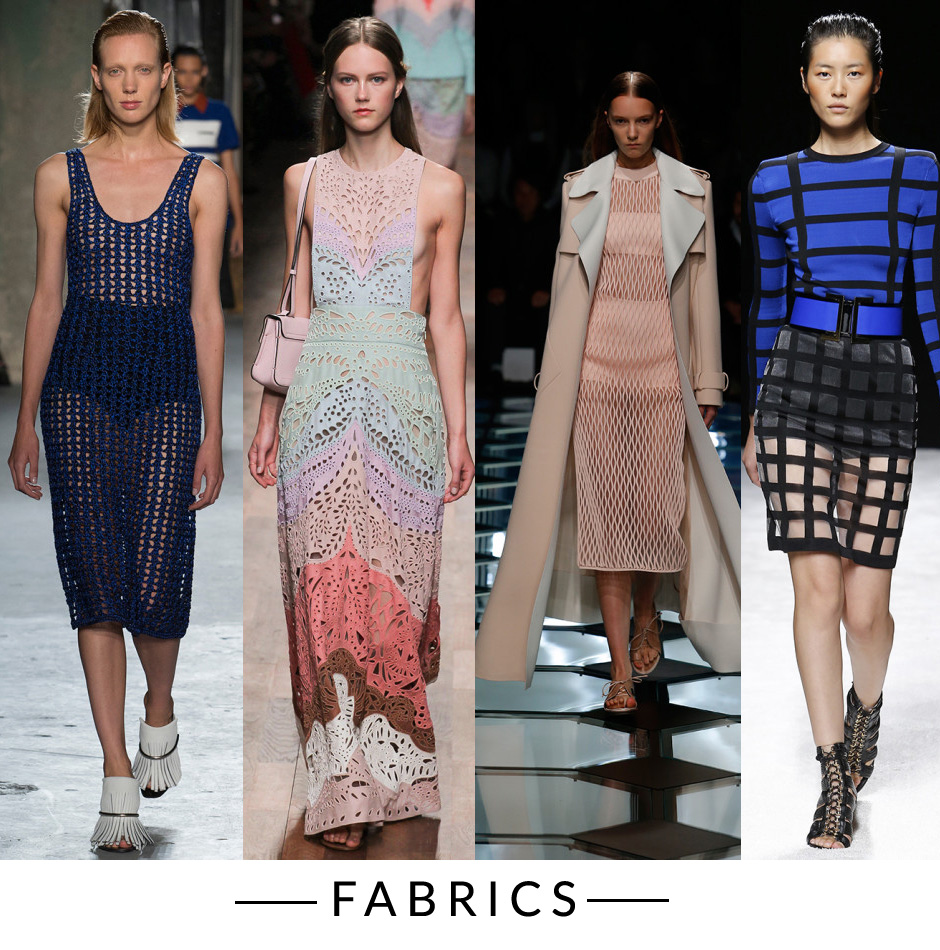 tessuti traforati trend moda primavera estate 2015 fashion blogger elena schiavon