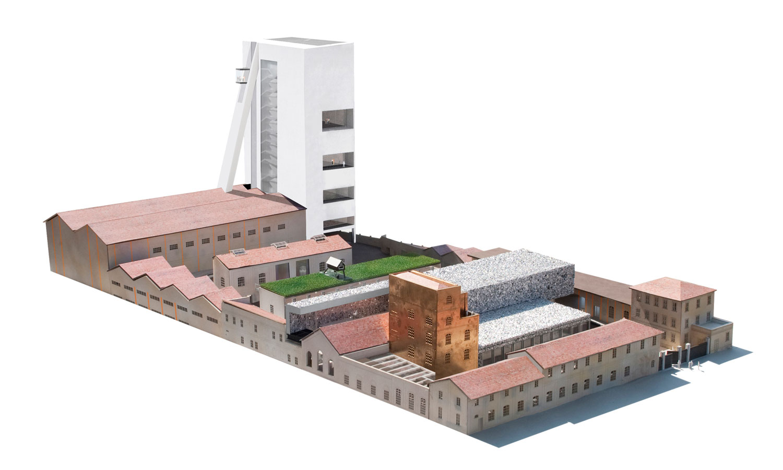 Nuova sede Fondazione Prada Milano