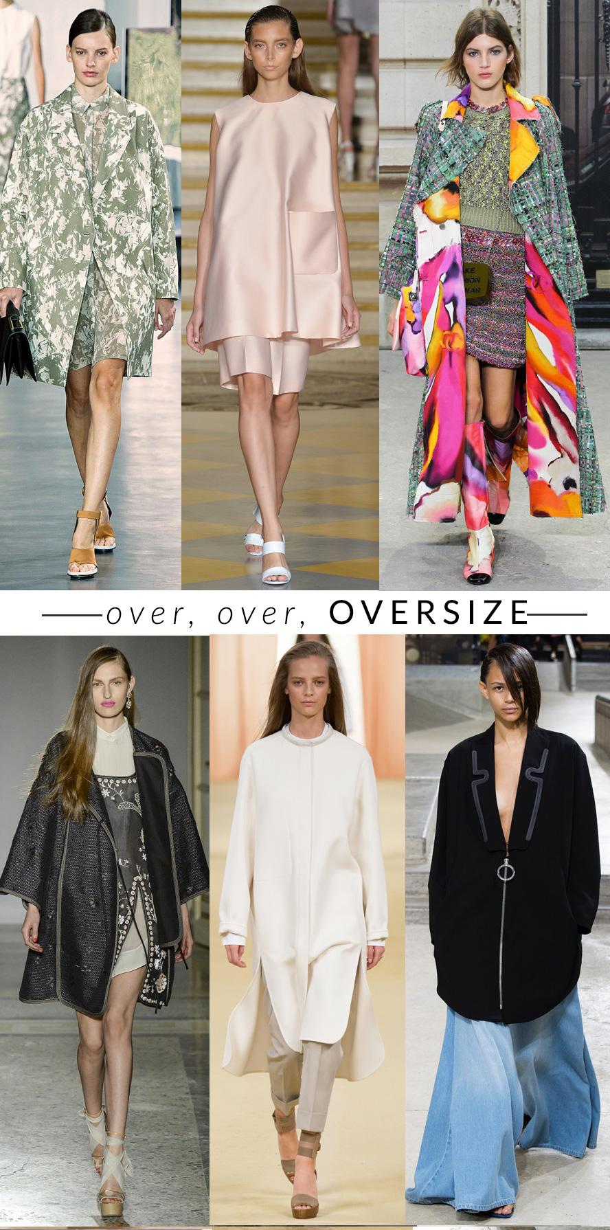 oversize trend moda primavera estate 2015 fashion blogger elena schiavon
