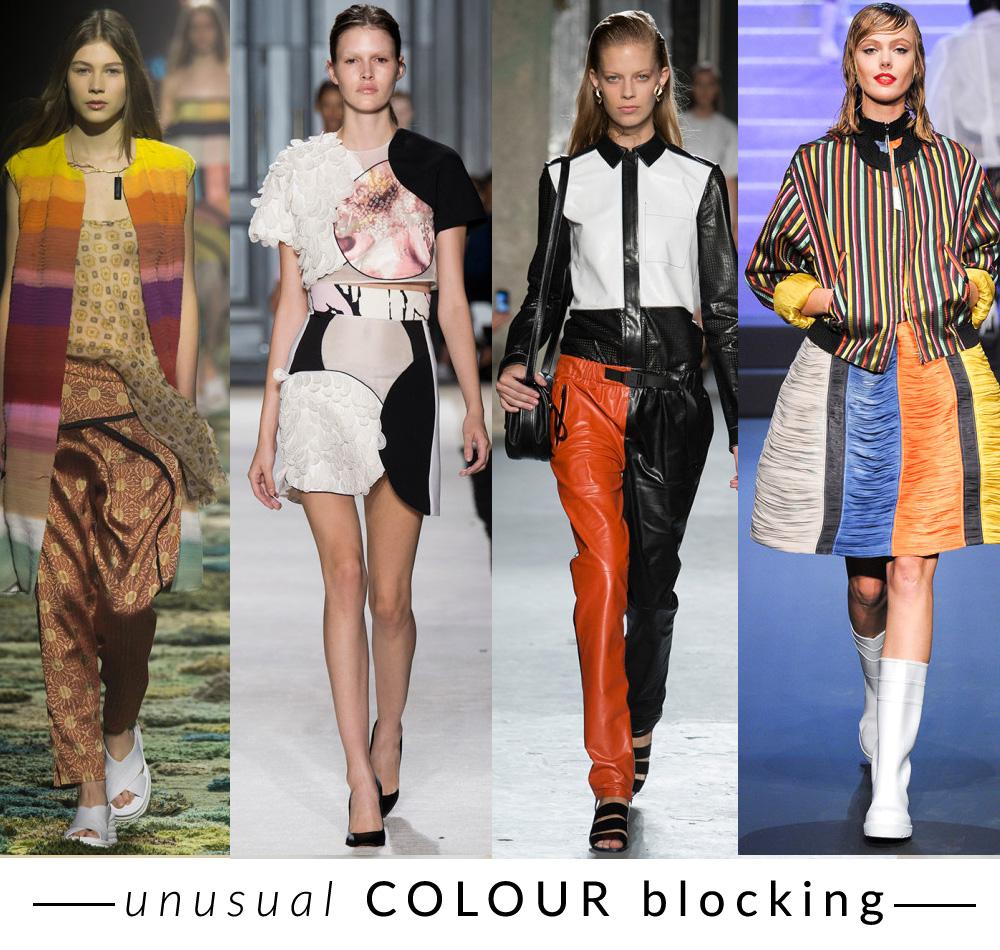 colour-blocking trend moda primavera estate 2015 fashion blogger elena schiavon